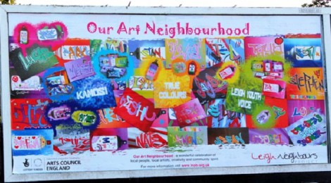Our Art Neighbourhood brings the community together