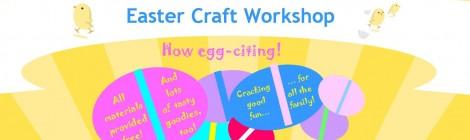 Easter Craft Workshop!