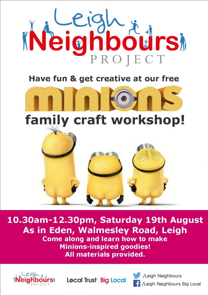 Family Craft workshop 2 August