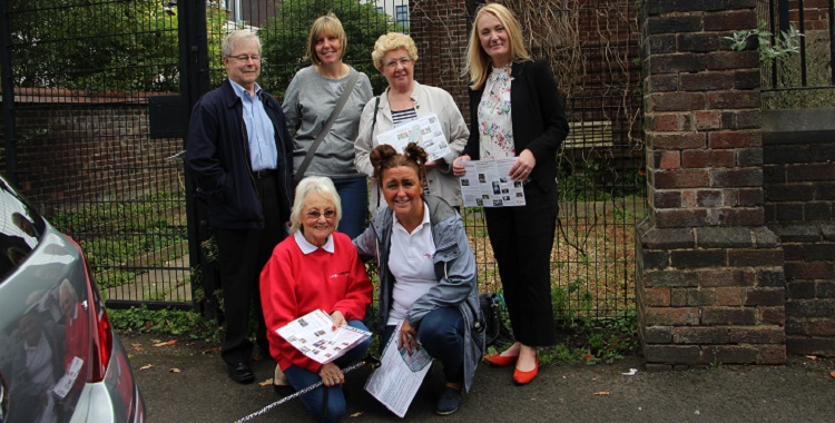 New MP joins Leigh Neighbours on a tour of the patch