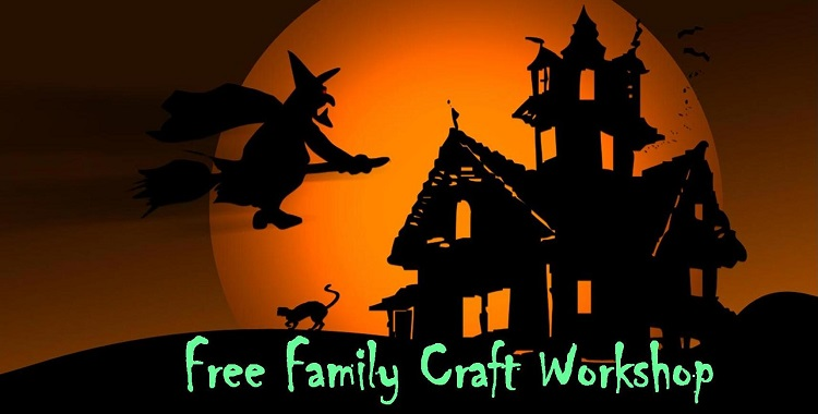 Halloween Family Craft Workshop