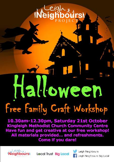 Family Craft workshop October version 03 large web