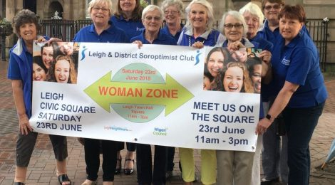 Leigh Neighbours to attend Woman Zone