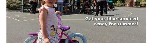 Dr Bike workshop this Friday!