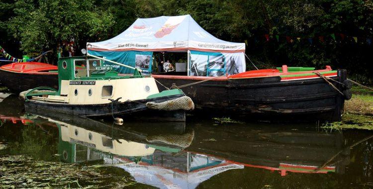 Leigh Canal Festival