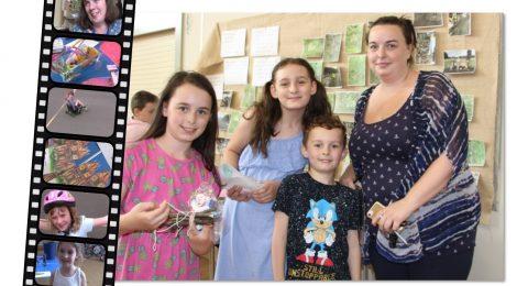 Sacred Heart Summer School... on film