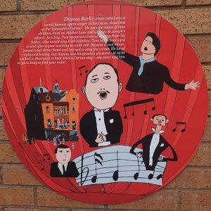 wall of fame thomas burke